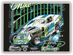FND 67 Dirt modified shirt